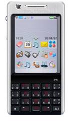 Sony Ericsson P1 (UIQ 3.0)