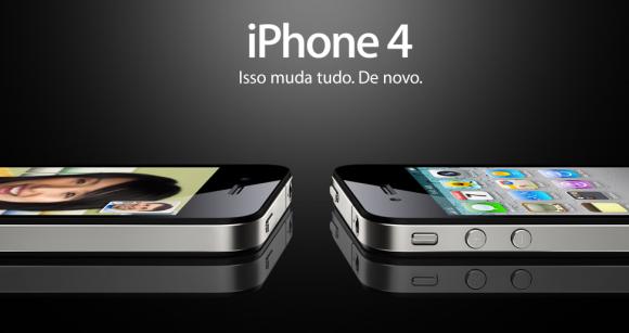 iPhone 4 - Isso muda tudo. De novo